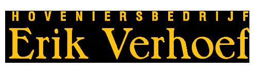 Hoveniersbedrijf Erik Verhoef logo